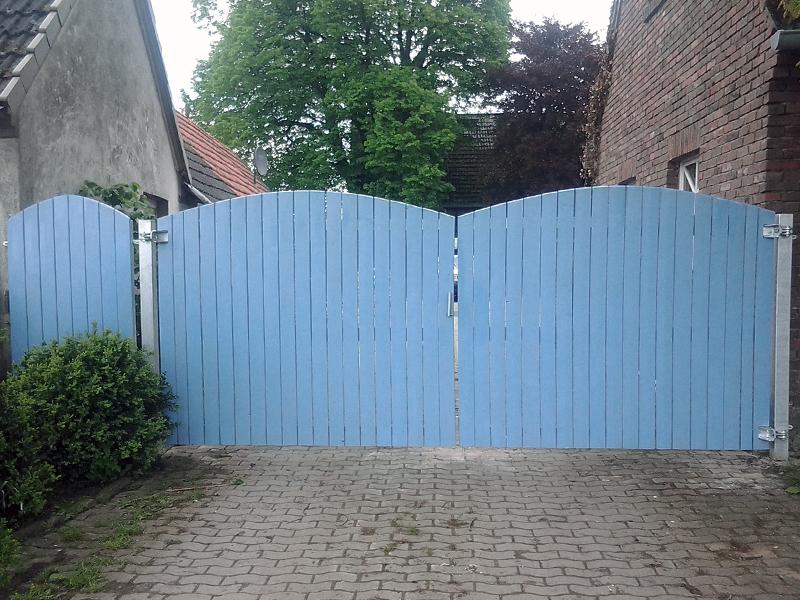 Tore, Türen & Zäune - L&P Metall GbR
